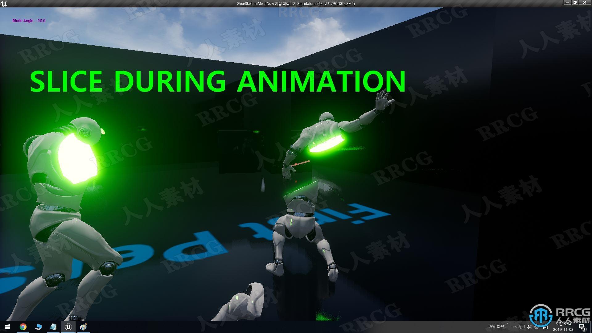 100%蓝图切片骨架网格Unreal Engine游戏素材资源