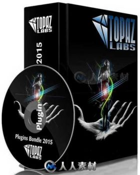 Topaz Photoshop滤镜插件合辑V12.2016版 TOPAZ PLUG-INS BUNDLE FOR ADOBE PHOTOSH...