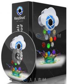 KEYSHOT CLOUD材质贴图资料库 THE BEST MATERIALS OF KEYSHOT CLOUD