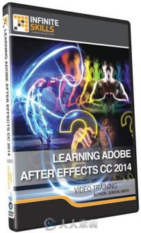 AE CC 2014�ۺϼ���ѵ����Ƶ�̳� InfiniteSkills Learning Adobe After Effects CC...