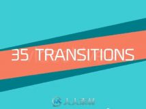 VideoHive 35个Motion Graphics 转场