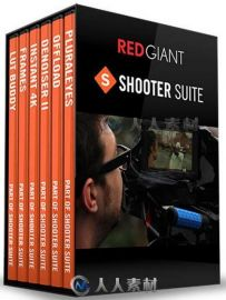 Red Giant Shooter Suite����������׼�����V12.7.2�� Red Giant Shooter Suite v1...
