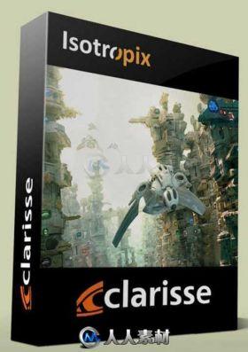 Clarisse IFX动画渲染软件V3.5 SP3版 ISOTROPIX CLARISSE IFX 3.5 SP3 WIN X64