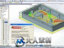 《完整CAM解决方案2012》SolidCAM 2012 SP4-HF1