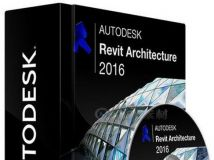 Autodesk Revit Architecture 2016版 Autodesk Revit Architecture 2016 Win64