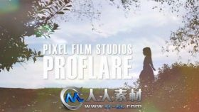 《PROFLARE色彩耀斑FCPX插件》Pixel Film Studios PROFLARE Plugin for Final Cut ...