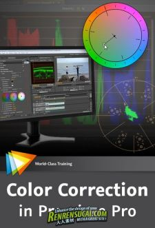 《Premiere色彩校正技法视频教程》video2brain Color Correction in Premiere Pro ...