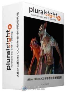MARI与ZBrush人狼纹理雕刻技术训练视频教程 PLURALSIGHT ESTABLISHING A TEXTURING...