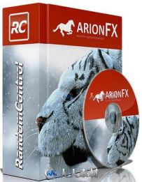RandomControl ArionFX光影特效PS插件V3.0.5版 RandomControl ArionFX for Photosh...