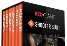 Red Giant Shooter Suite红巨星拍摄套件工具V13.0.1 CE版 RED GIANT SHOOTER SUITE...