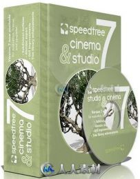 SpeedTree树木植物Unreal Engine插件V7.0.7版 Speedtree Unreal Engine subscripti...