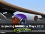 《Maya中NURBS样条曲线建模训练教程》Digital-Tutors Exploring NURBS in Maya 2012