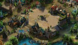网页游戏【狂徒】25p地图素材设计