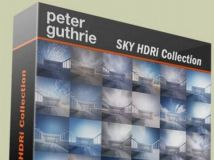 《34个天空全景图HDRi高清合辑》Peter Guthrie SKY HDRi Collection