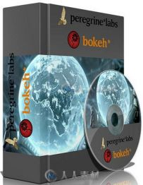 Bokeh高效优化NUKE插件V1.4.1版 Peregrine Labs Bokeh v1.4.1 for NUKE 7-9 Win Mac
