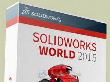 SolidWorks机械设计软件V2015SP3版 SolidWorks 2015 SP3 WIN