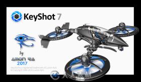 KeyShot实时光线追踪渲染软件V7.0.456版 LUXION KEYSHOT PRO 7.0.456 WIN MAC