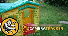 顶级跟踪AE插件The Foundry CameraTracker 1.0v7