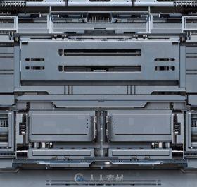 游戏科幻战机类等系列贴图1000张左右