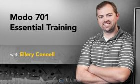 MODO 701 Essential Training(带字幕版,正版喔)