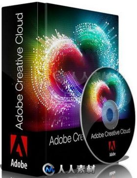 Adobe CC 2017创意云软件大师版V2017.2版 ADOBE CREATIVE CLOUD 2017 COLLECTION F...