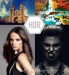 HDRרҵ����Ƭ��ɫPS���� Graphicriver HDR Pro Photo Actions 11493379