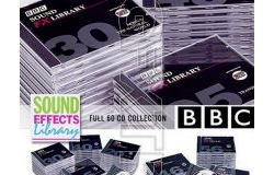 《英国广播公司BBC音效库合辑》Sound Ideas BBC Sound Effects Library Original S...