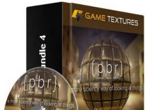 GameTextures游戏纹理贴图包第四季 GameTextures Game Texture Bundle 4