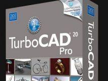 《CAD辅助设计软件V20版》IMSI TurboCAD Pro Platinum v20.0 x86/x64