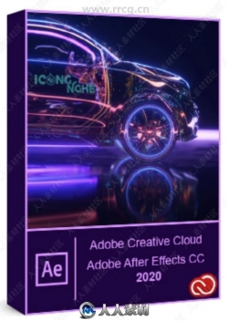 After Effects CC 2020影视特效软件V17.0.6.35 Mac版