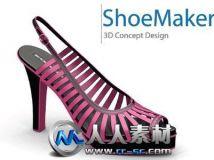 《专业制鞋 CAD/CAM 解决方案2013 R1》Delcam Crispin ShoeMaker 2013 R1