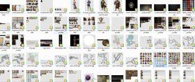 完整版韩国游戏界面,头像,地图,角色选择,任务提示