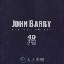 John Barry -《40年电影配乐生涯》(40 Years of Film Music)[FLAC]